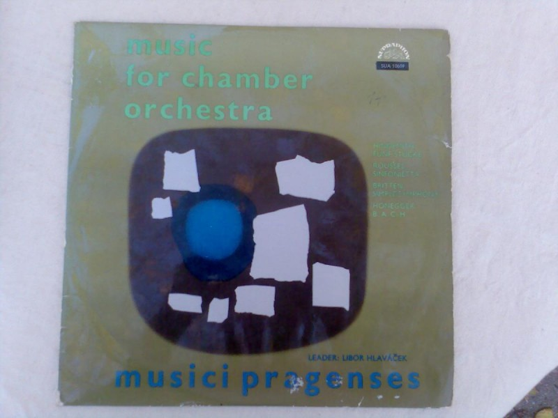 Music For Chamber Orchestra