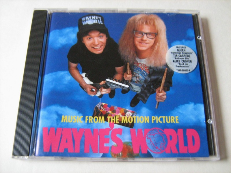 Music From The Motion Picture Wayne`s World