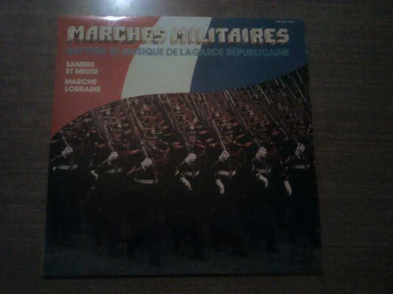 Musique Militaire De Paris, Roger de Foy - Marches Militaires