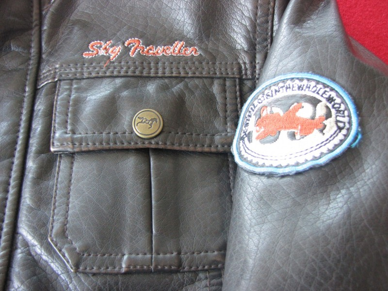 Muška dečja jakna
