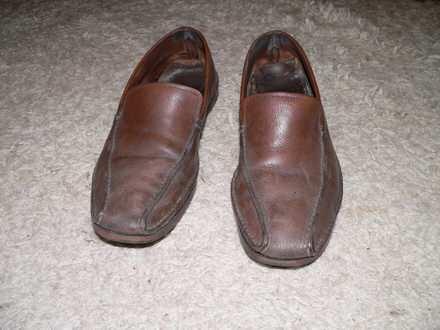 Muska kozna cipela `STONEFLY`velicina 43-44