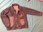 Muska teksas jaknica broj 8