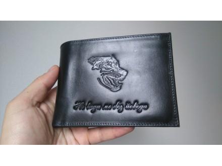 Muški novčanici, prirodna koža, ručna izrada, art.307
