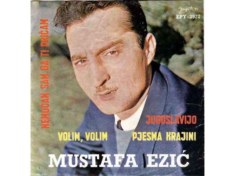 Mustafa Ezić - Volim, Volim