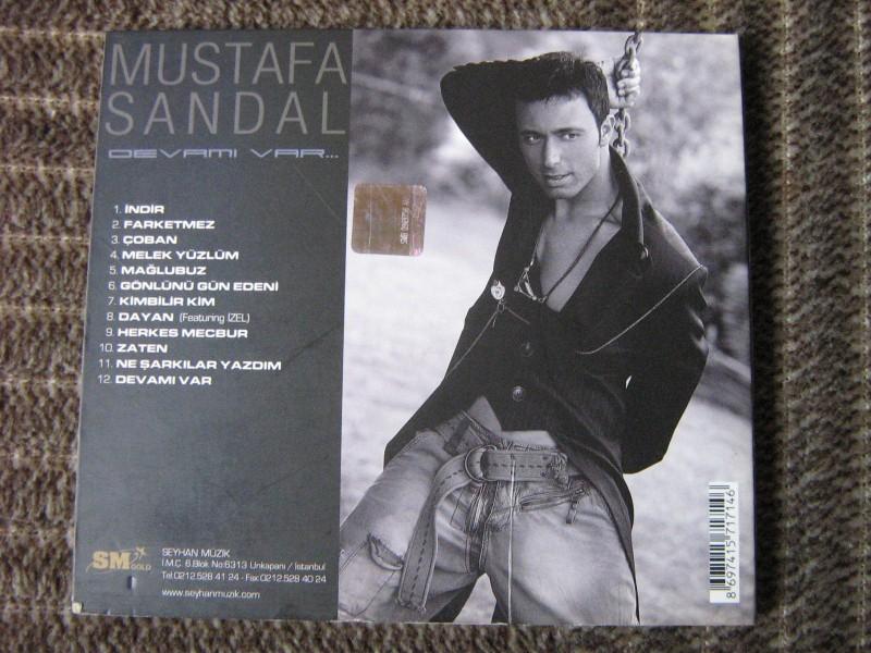 Mustafa Sandal - Devamı Var...
