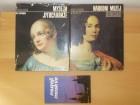 Muzeji – tri knjige