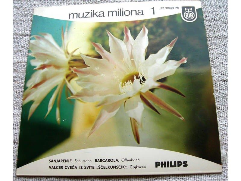 Muzika Miliona 1 - Šuman, Ofenbah, Čajkovski