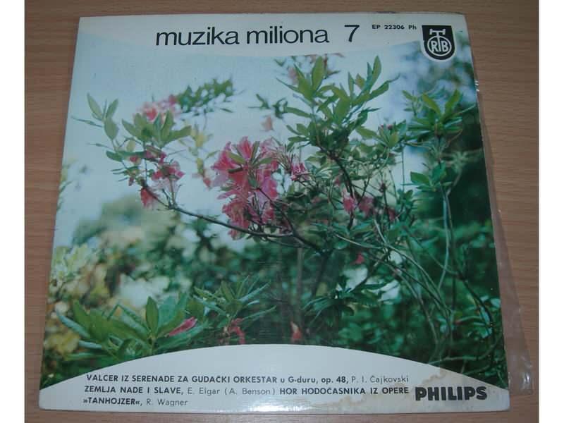 Muzika Miliona 7 - Čajkovski, Elgar, Vagner