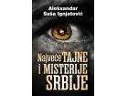 NAJVEĆE TAJNE I MISTERIJE SRBIJE - Aleksandar Saša Ignjatović