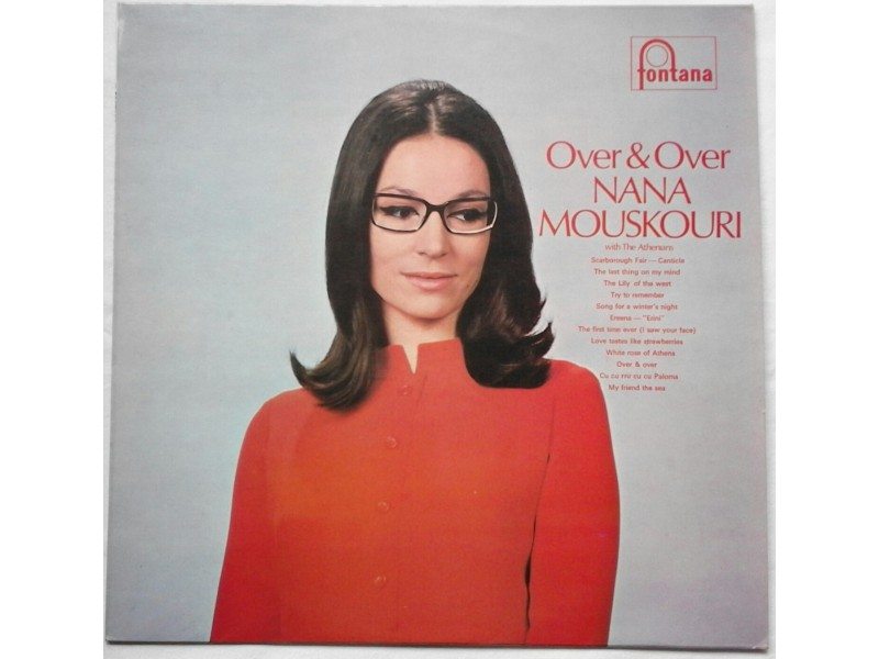 NANA  MOUSKOURI  -  OVER  &  OVER