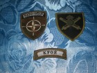 NATO - KFOR oznake
