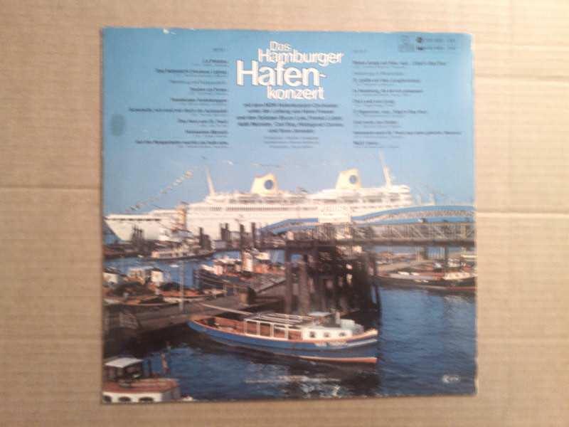 NDR-Hafenkonzert-Orchester, Hans Freese, Bruce Low, Franka Lubée, Addi Münster, Carl Bay, Hildegund Carena, Sven Jenssen - Das Hamburger Hafenkonzert