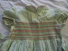 NECK & NECK zelena haljinica
