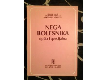 NEGA BOLESNIKA opšta i specijalna, Jolić Vićovac