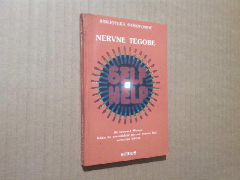 NERVNE TEGOBE DR LEONARD MERVYN
