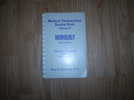 NEUROLOGY 1000 questions and answers