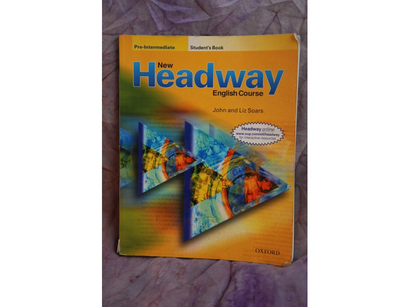 NEW HEADWAY - udzbenik za 1. raz srednje skole