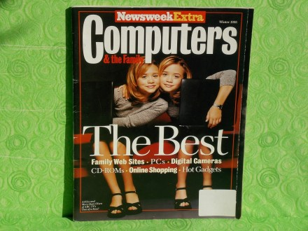 NEWSWEEK EXTRA COMPUTERS AND THE FAMILY