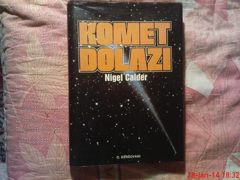NIGEL CALDER  -  KOMET  DOLAZI