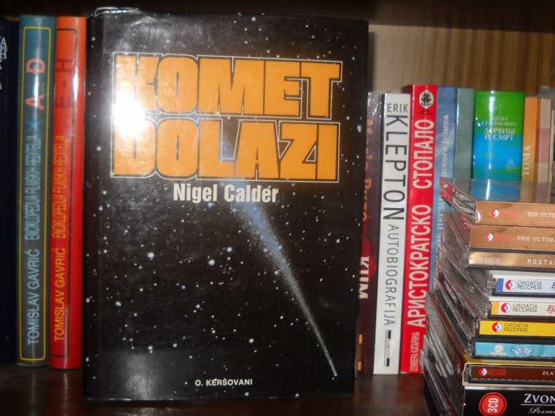 NIGEL CALDER-KOMET DOLAZI