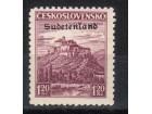 NO Čehoslovačke,Konstantinsbad,Predeli-Mukačevo 1938.