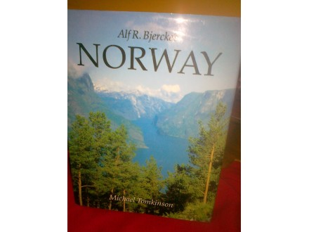 NORWAY-NORVESKA-monografija-Michael Tomkinson