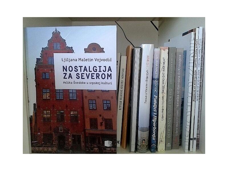 NOSTALGIJA ZA SEVEROM  #Slika Švedske u srpskom društvu