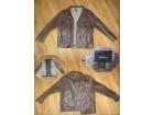 NOVA CORTEFIEL kožna jakna,perfektna.vel.XXL
