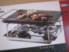 NOVO Cooking table -roštilj sa keramičkom pločom
