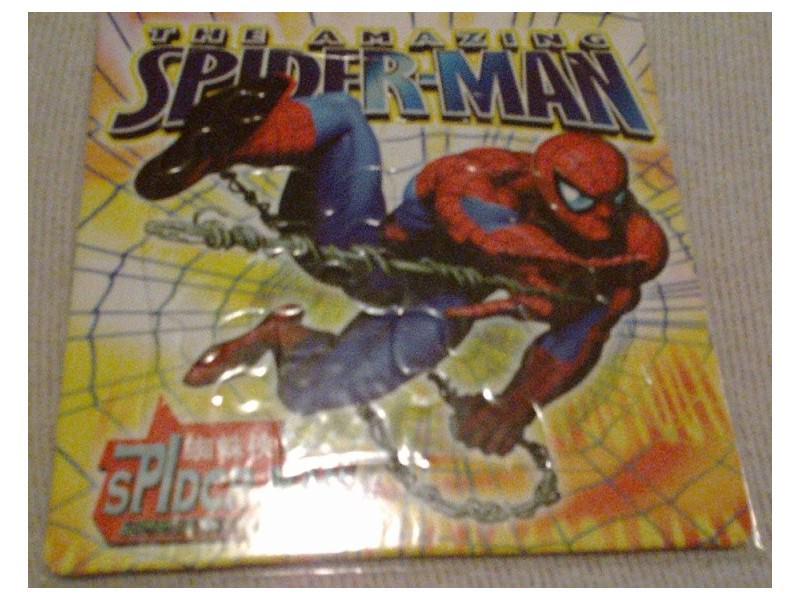 NOVO-PRELEPA SLAGALICA-PUZLE-SPIDER-MAN 2-12 KOM