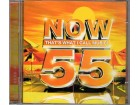 NOW 55 - 42 TOP CHART HITS - 2CD