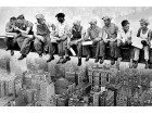 NYC Workers POSTER 48 x 33 cm