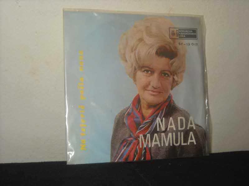 Nada Mamula - Na Teferič Pošla Nana