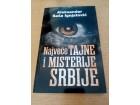 Najvece tajne i misterije Srbije Aleksandar Ignjatovic