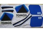 Nalepnice za motore Tomos CTX