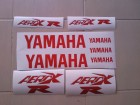 Nalepnice za motore Yamaha Aerox