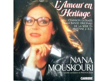 Nana Mouskouri - L`Amour En Héritage