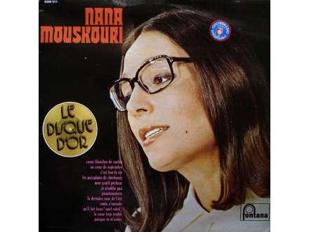 Nana Mouskouri - Le Disque D`Or De Nana Mouskouri
