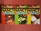 Nancy Drew Girl Detective 1, 2, 3, Carolyn Keene