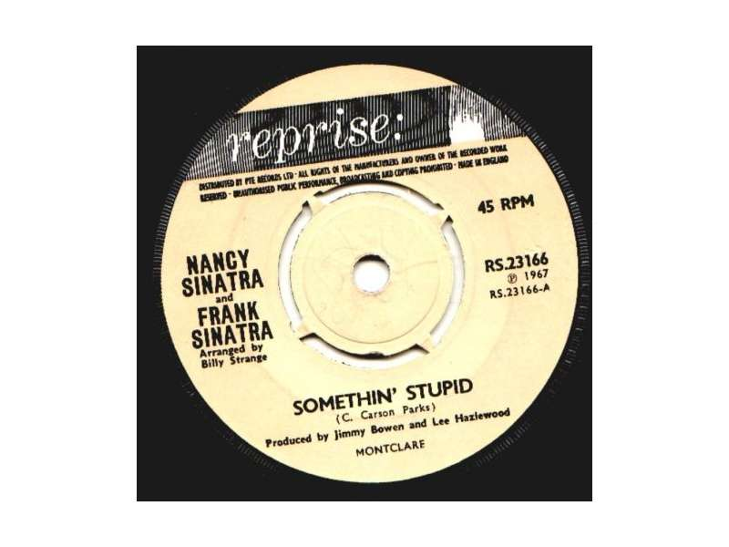 Nancy Sinatra, Frank Sinatra - Somethin` Stupid / Call Me