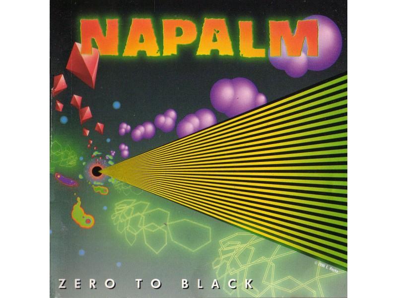 Napalm (5) - Zero To Black