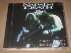Napalm Death ‎– Bootlegged In Japan (CD)