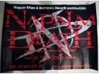Napalm Death - originalni najavni plakat