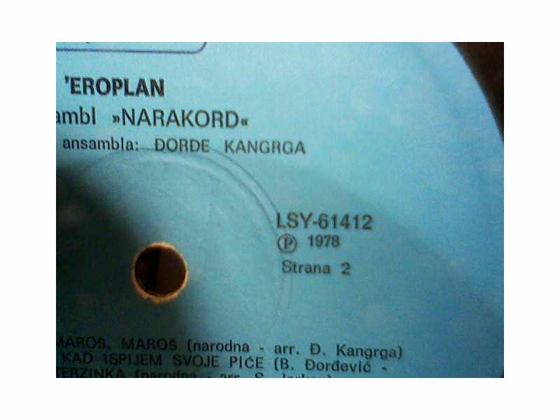Narakord - Leti Eroplan
