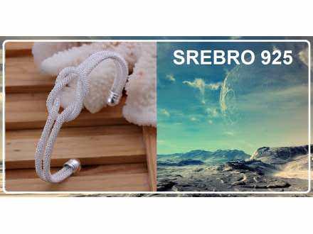 Narukvica SREBRO 925 - B091