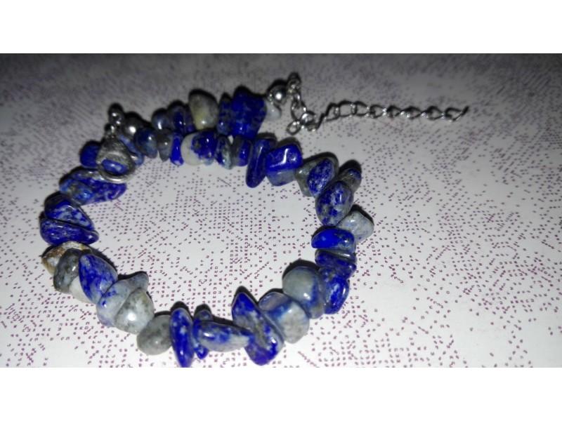 Narukvica od lapis lazuli