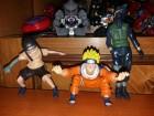 Naruto i Itachi Uchiha - 2 figure