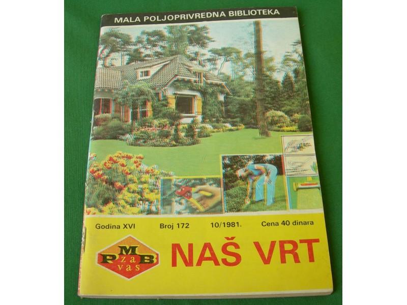 Naš vrt - Uređivanje kućnog vrta