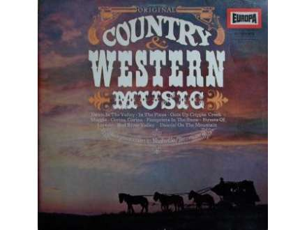 Nashville Gamblers, The, Westward Wanderers, The - Original Country & Western Music