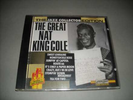 Nat King Cole - THE GREAT NAT KING COLE